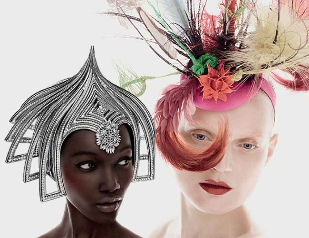 Milliner Philip Treacy για την MAC - Makeup Line 2015