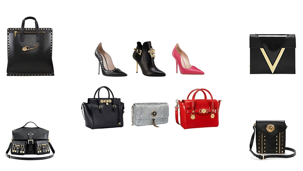 Versace Shoes & Bags 2015 New Arrivals
