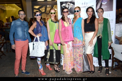 SUMMER FASHION EVENT SANDRINE OSKIAN