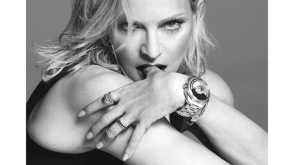 Versace  - Madonna Is the New Face 2015