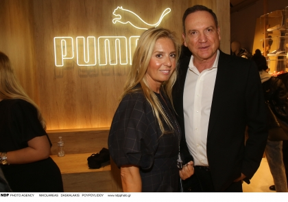 "Opening Party - PUMA SELECT BY AYCE  ""Το μεγαλύτερο lifestyle sports event της χρονιάς!"""