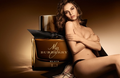 My Burberry Black....the parfume!
