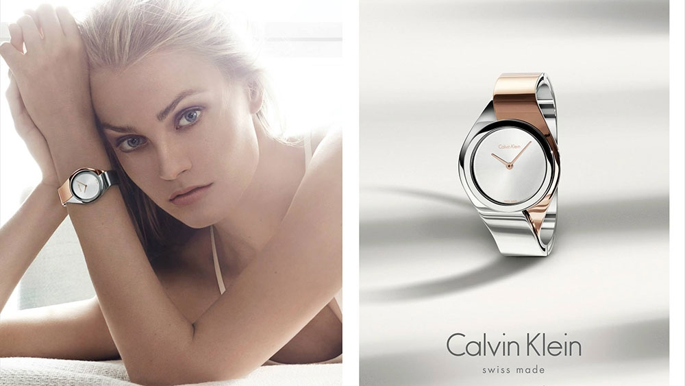 Calvin Klein Watches & Jewelry Campaign 2015
