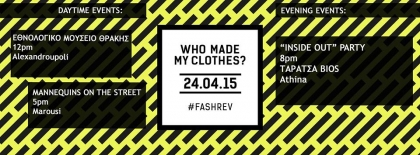 Fashion Revolution Day 24/4