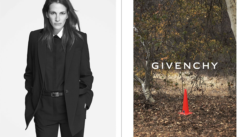 Julia Roberts for Givenchy Spring Summer 2015