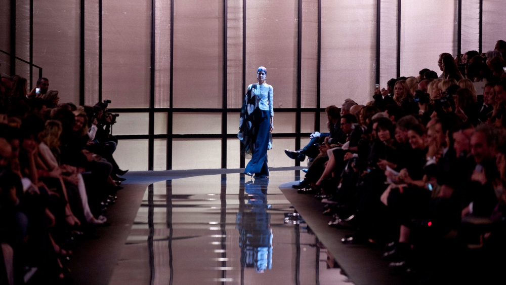 Paris Couture Spring - Summer 2014: Armani Prive