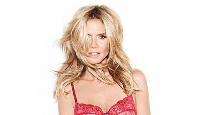 Sexy New Lingerie Line by Supermodel Heidi Klum