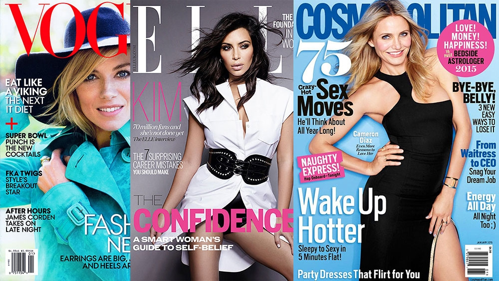 Covers January 2015