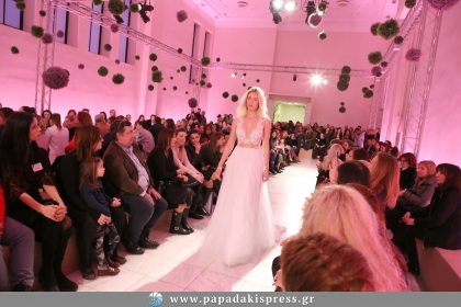BRIDAL FASHION WEEK 1η ΗΜΕΡΑ